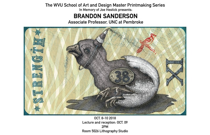 Sanderson Poster